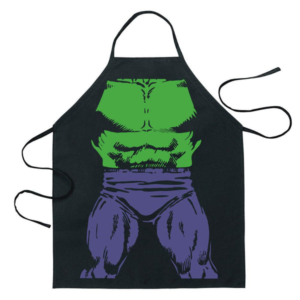 Incredible Hulk - Body Costume Apron