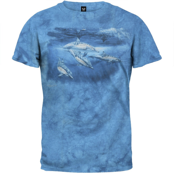 Blue Water Nomads - Tie Dye T-Shirt