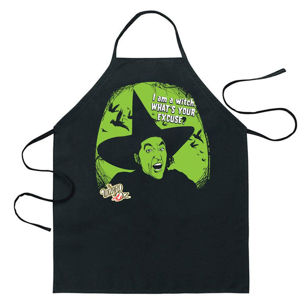 Wizard Of Oz - Wicked Witch Costume Apron