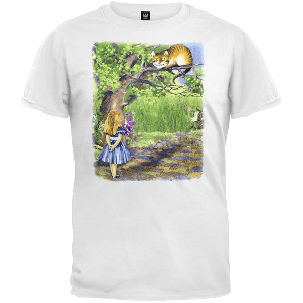 Alice In Wonderland - Cheshire Cat T-Shirt