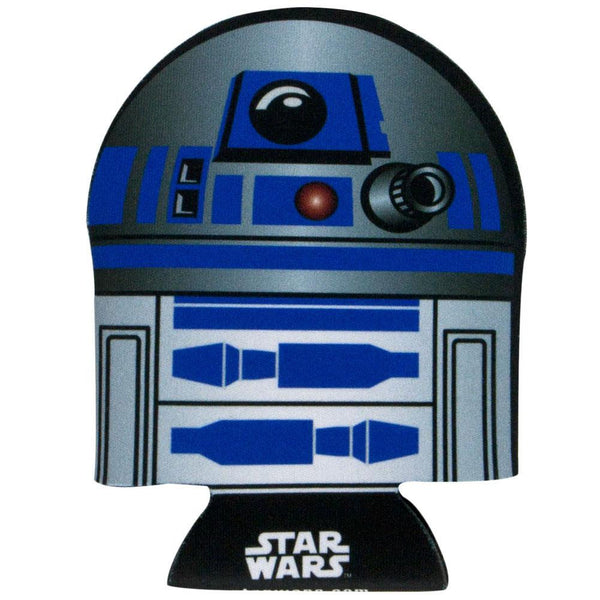 Star Wars - R2D2 Diecut Can Cooler