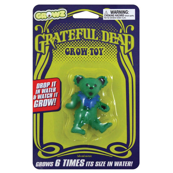 Grateful Dead - Dancing Bear Grow Toy