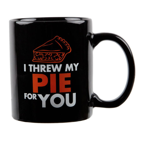 Orange Is The New Black - I Threw My Pie 11 oz. Coffee Mug