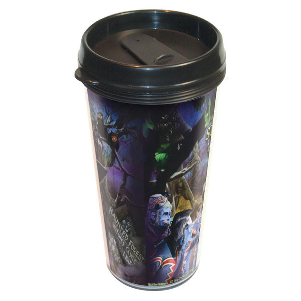 Wizard of Oz - Wicked Witch Stay Out Of My Way Travel Mug