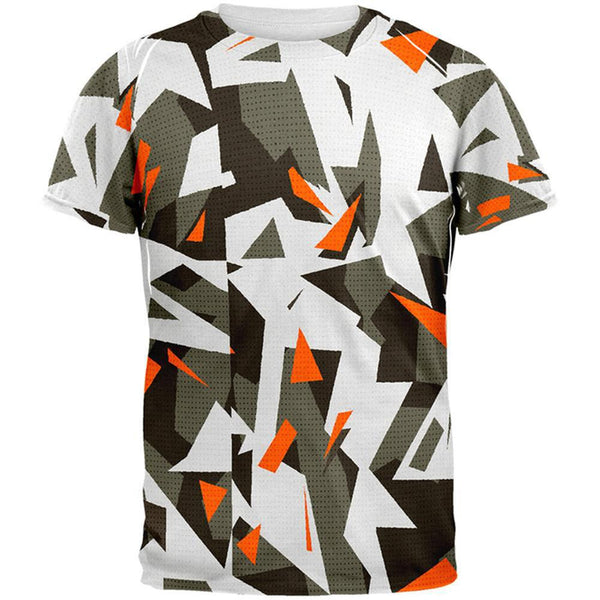 Modern Camo All Over Adult T-Shirt