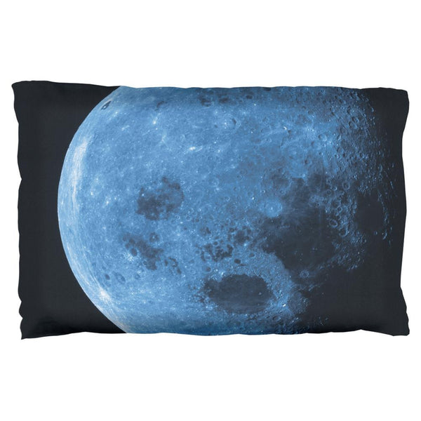 Once in a Blue Moon Pillow Case