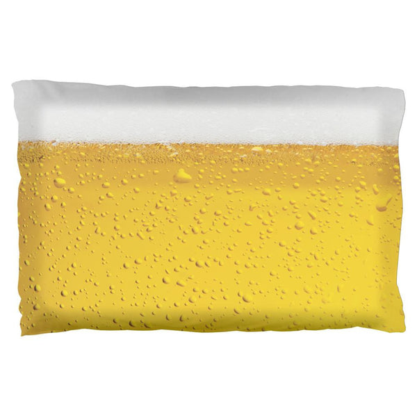 American Lager Beer Pillow Case
