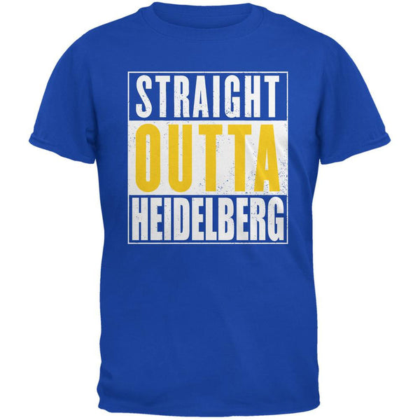 Oktoberfest - Straight Outta Heidelberg Royal Adult T-Shirt
