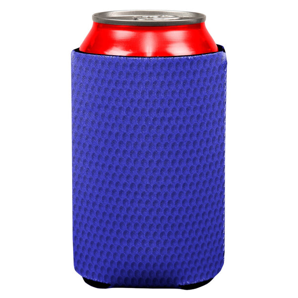 Halloween Golf Ball Costume Blue All Over Can Cooler