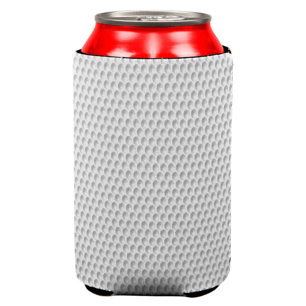 Golf Ball Costume White All Over Can Cooler