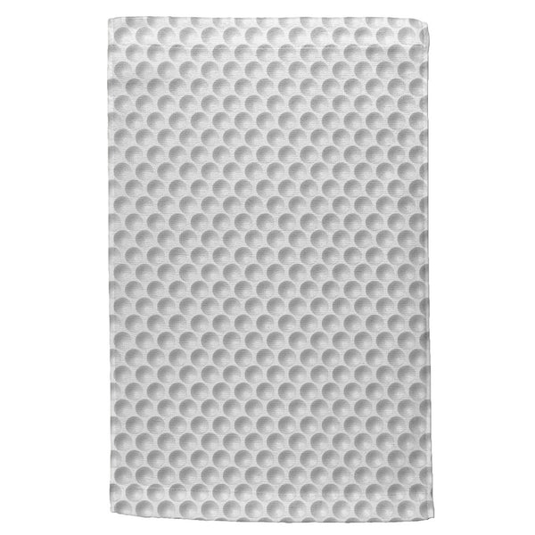 Halloween Golf Ball Costume White All Over Sport Towel
