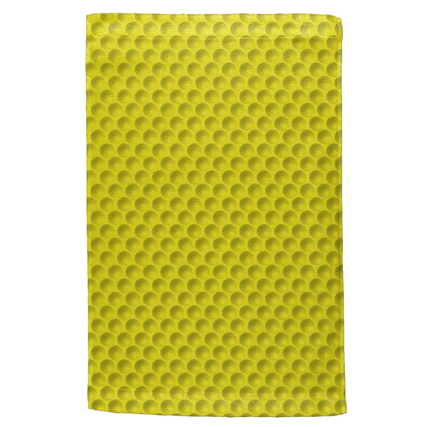 Halloween Golf Ball Costume Yellow All Over Sport Towel