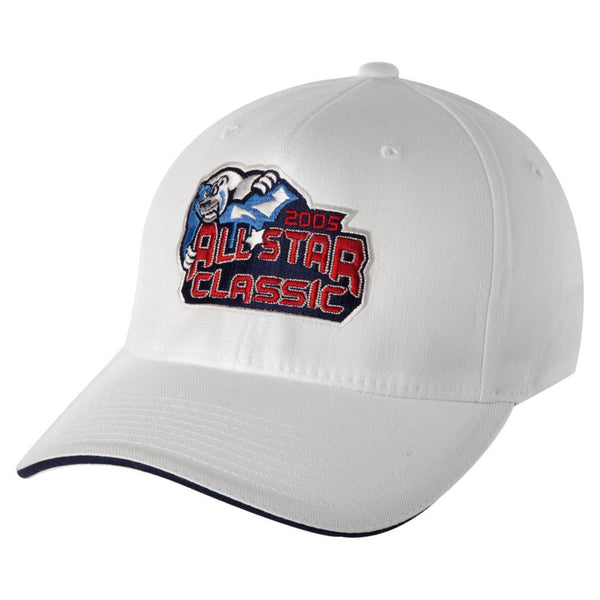 Adirondack Frostbite - All Star Classic 2005 White Flexfit Baseball Cap