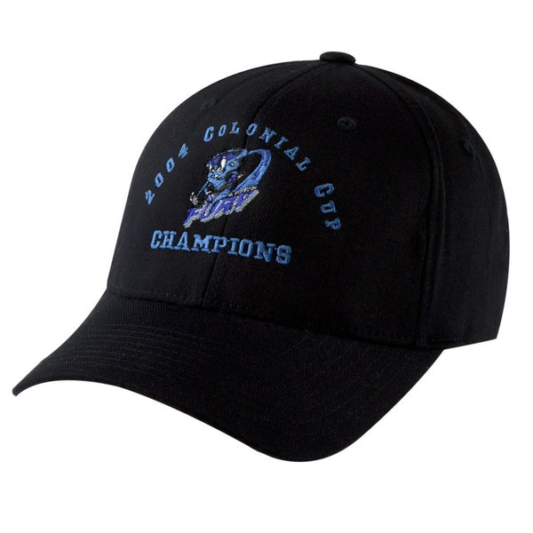 Muskegon Fury - 2004 Colonial Cup Champions Adult Flexfit Baseball Cap