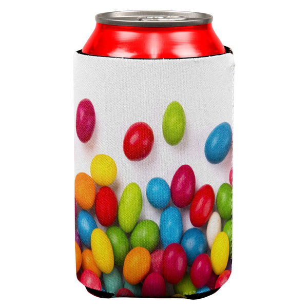 Halloween Jelly Beans All Over Can Cooler