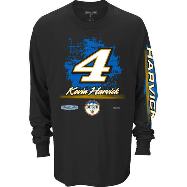 Kevin Harvick - 4 Gear Up Adult Long Sleeve T-Shirt
