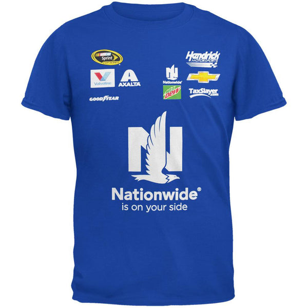 Dale Earnhardt Jr. - 88 Uniform Costume Adult T-Shirt