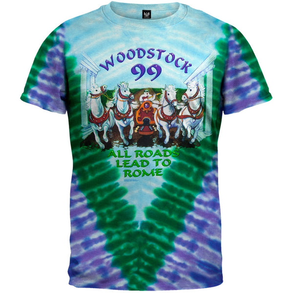 Woodstock '99 - All Roads - T-Shirt