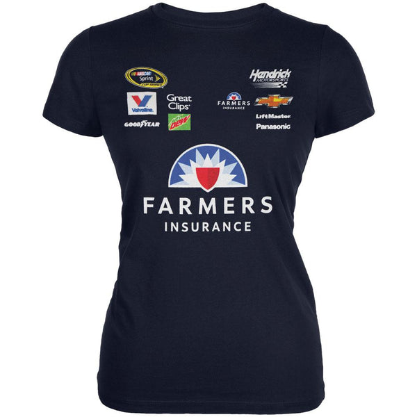 Kasey Kahne - 5 Uniform Costume Juniors T-Shirt