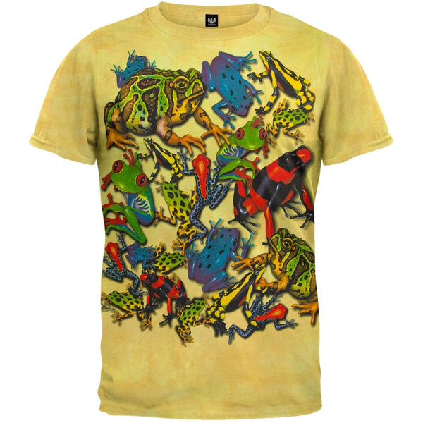 Frog Collage T-Shirt
