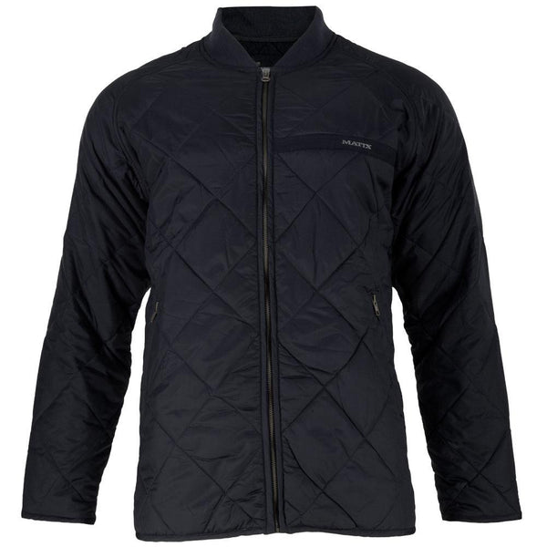 Mattx - Navy Waterproof Adult Zip-Up Jacket