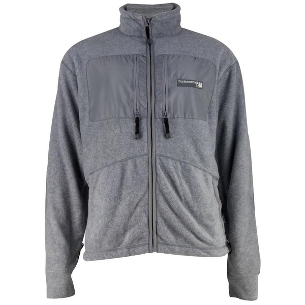Planet Earth - Soma Silver Adult Zip-Up Fleece Jacket