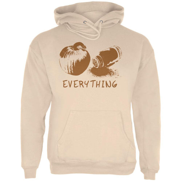 Pumpkin Spice Everything Sand Adult Hoodie