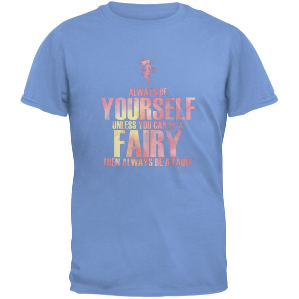 Halloween Always Be Yourself Fairy Carolina Blue Youth T-Shirt