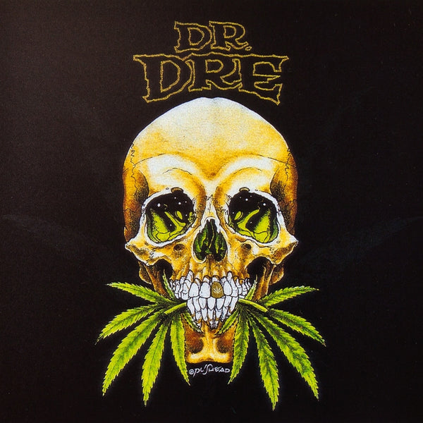 Dr. Dre - The Chronic Skull - Sticker