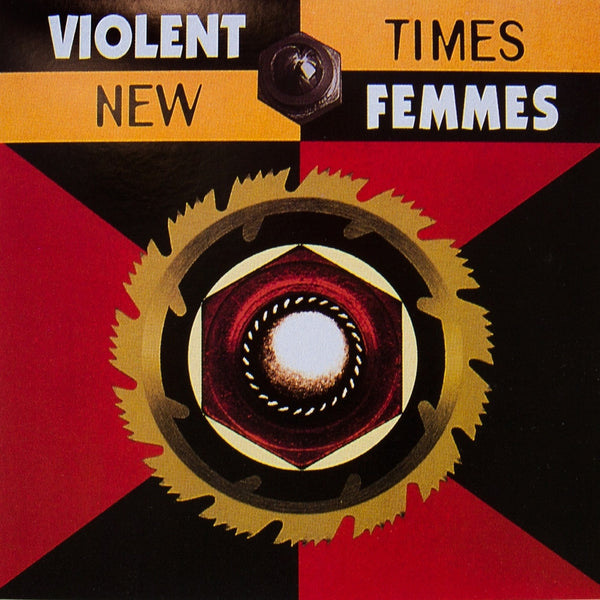 Violent Femmes - New Times - Sticker