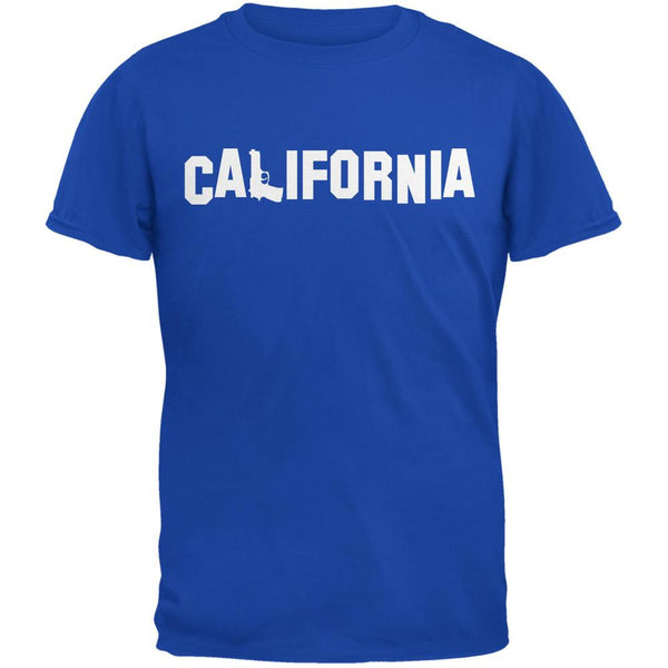 California Pistol Royal Adult T-Shirt