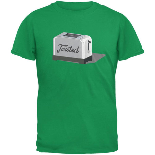Toasted Irish Green Adult T-Shirt