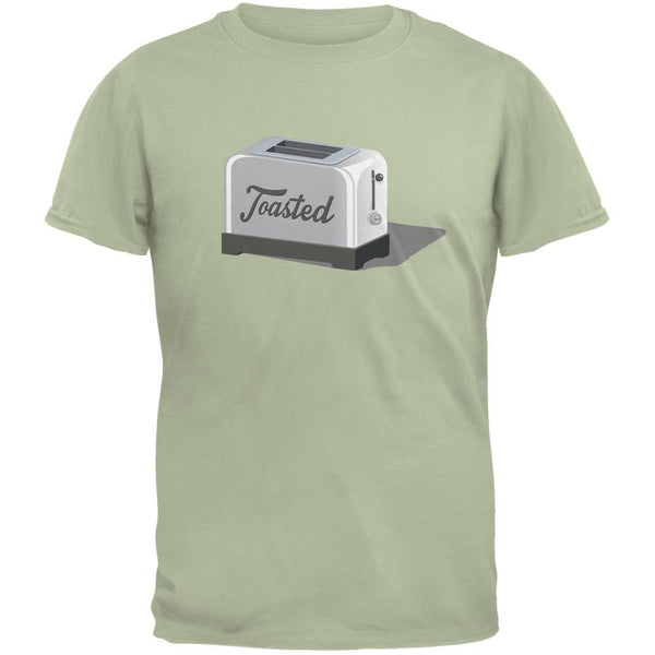 Toasted Serene Green Adult T-Shirt