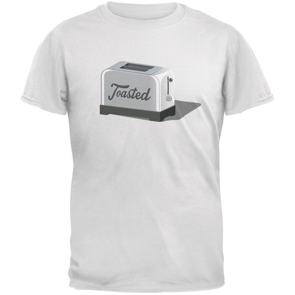 Toasted White Adult T-Shirt