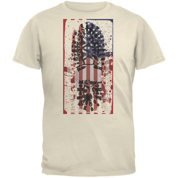 American Work Force Union Natural Adult T-Shirt