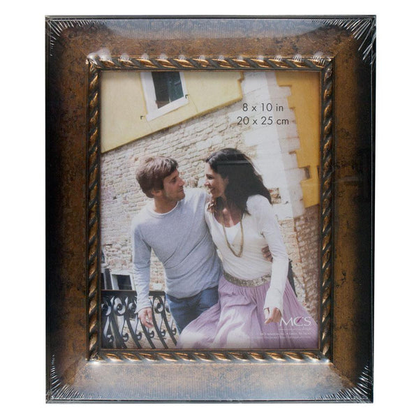Gold Rope 8x10 Picture Frame