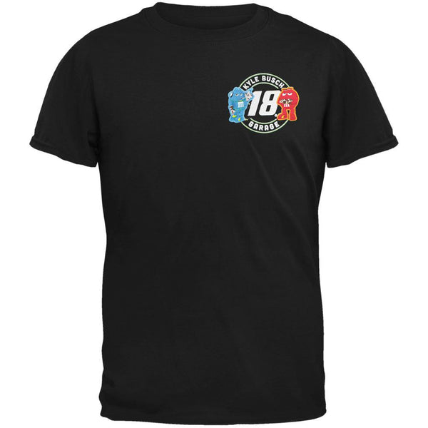 Kyle Busch - 18 Neon Sign Adult T-Shirt