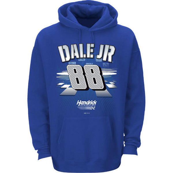 Dale Earnhardt Jr. - 88 Fan Up Adult Pullover Hoodie