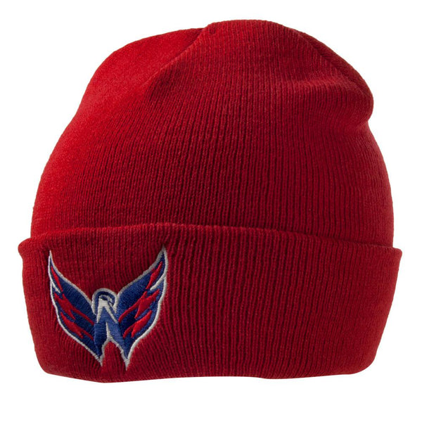 Washington Capitals - Logo Adult Knit Hat