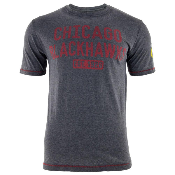 Chicago Blackhawks - Est 1926 Hoist Premium Adult T-Shirt
