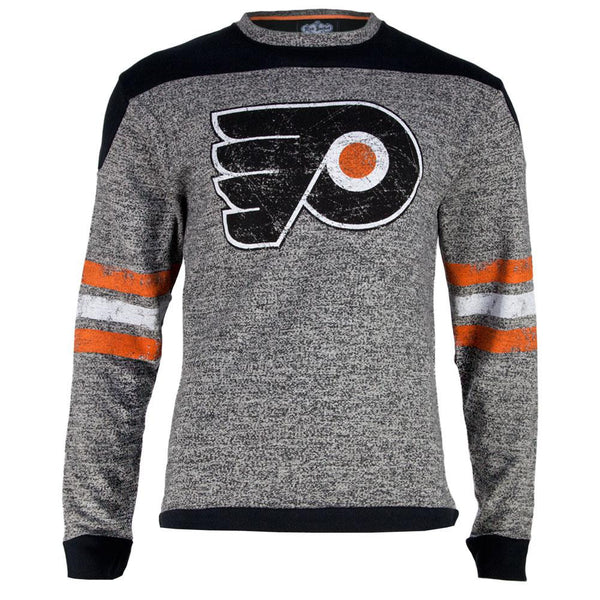 Philadelphia Flyers - Logo Preston TC French Terry Adult Sweatshirt