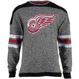 Detroit Red Wings - Logo Preston TC French Terry Adult Sweatshirt