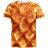 Waffle All Over Adult T-Shirt