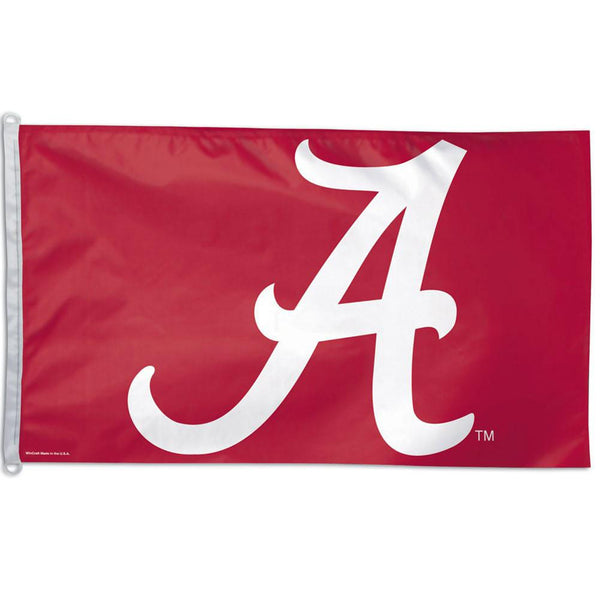 Alabama Crimson Tide - Logo 3x5 Flag