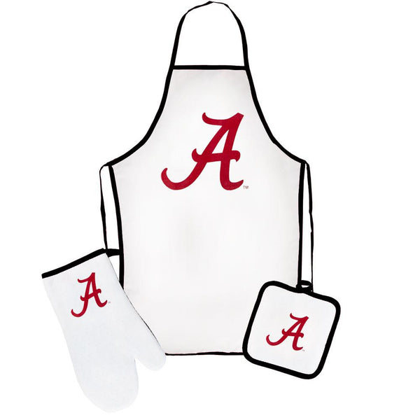 Alabama Crimson Tide - Logo Barbeque Tailgate Set