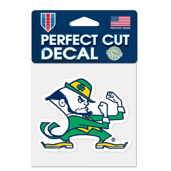 Notre Dame Fighting Irish - Logo 5x6 Perfect Cut Decal
