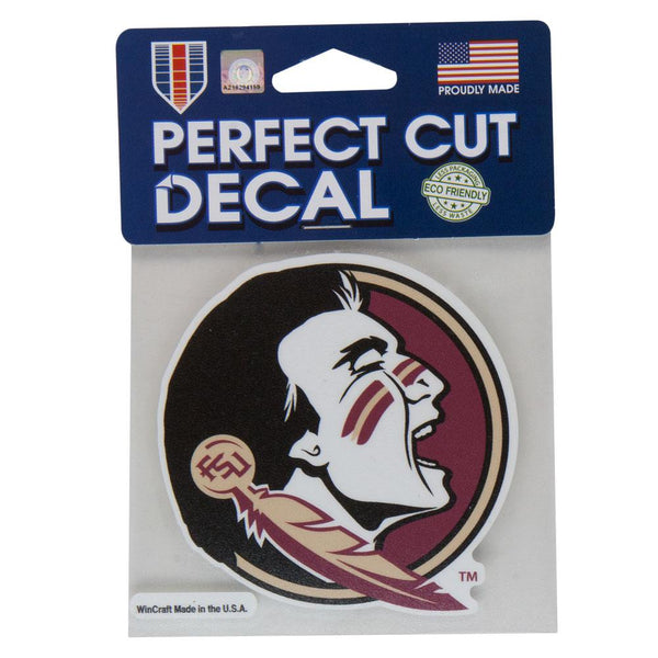 Florida State Seminoles - Logo 5x6 Perfect Cut Decal