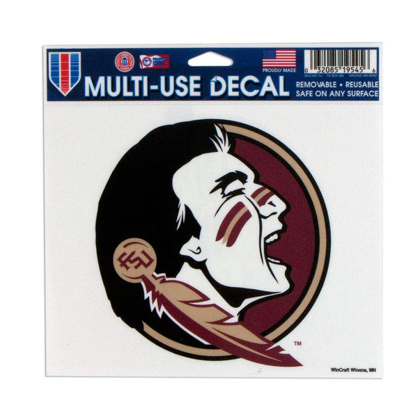 Florida State Seminoles - Logo 5x6 Multi-Use Decal