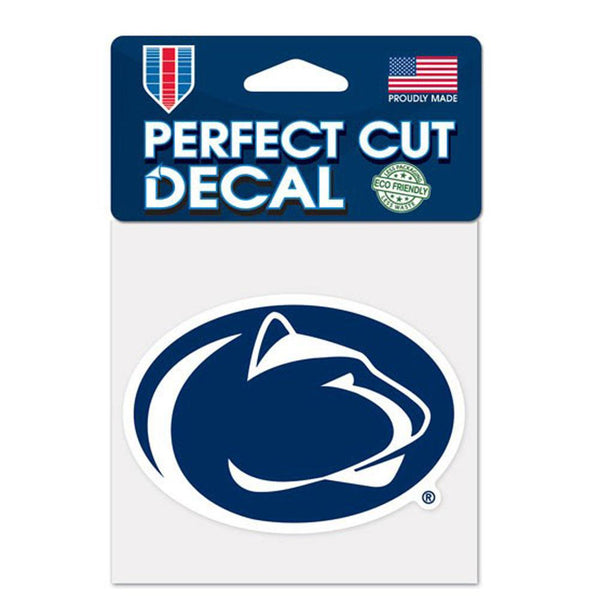 Penn State Nittany Lions - Logo 5x6 Perfect Cut Decal