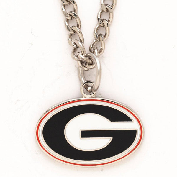 Georgia Bulldogs - Logo Necklace